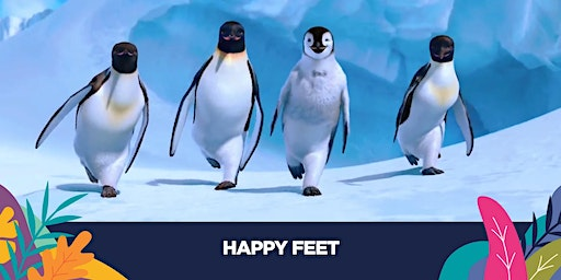 Free movies at Beenleigh Town Square: Happy Feet