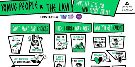 R U Legal? - Young People and the Law. A training for youth workers. tickets