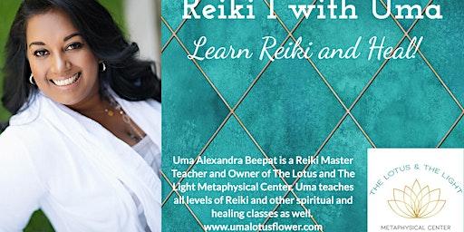Reiki I Class