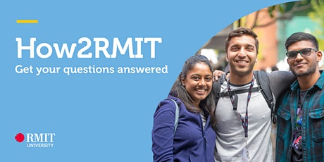 How2RMIT Information Session and Campus Tour (Brunswick Campus) tickets