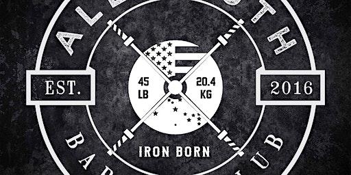 2020 Iron Born Open