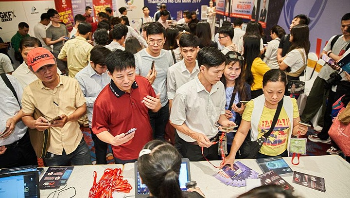 Wiki Finance EXPO Singapore 2021 image