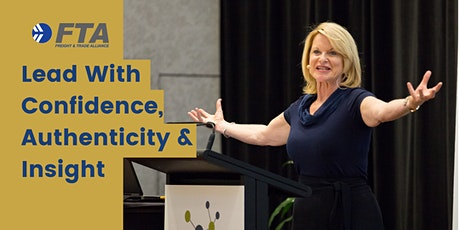 Lead with Confidence, Authenticity & Insight: Dynamic Workshop SYDNEY tickets