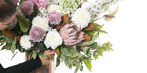 Flower Arranging - for home!