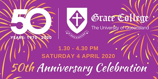 Grace College 50th Anniversary Celebration