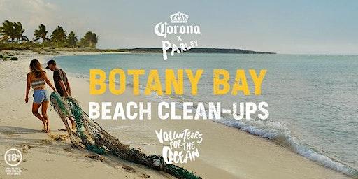 Corona x Parley Beach Clean-Up Botany Bay
