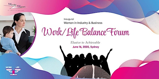 Women in industry and business   Work/life balance  Forum