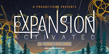 Expansion Festival 2020 | Activated tickets