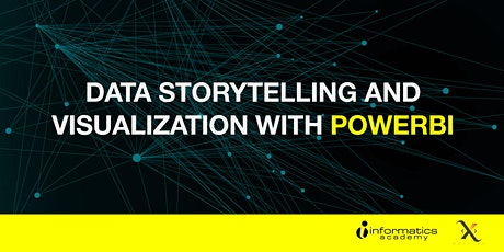 Data Storytelling and Visualization with Power BI tickets