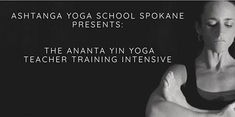 ANANTA YIN YOGA TEACHER TRAINING tickets