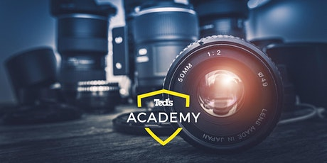 Camera Basics | Adelaide | Beginner tickets