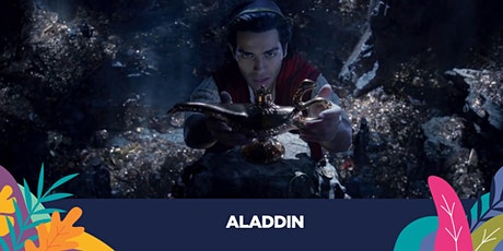 Free movies at Beenleigh Town Square: Aladdin tickets