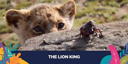 Free movies at Beenleigh Town Square: Lion King