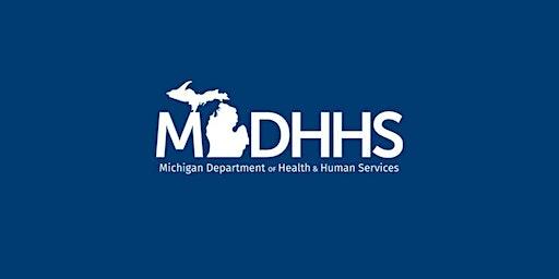 MDHHS Future of Behavioral Health Public Forum #5: Virtual