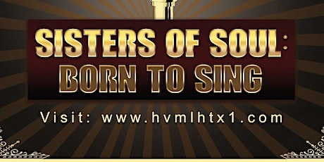 Sisters of Soul: Born To Sing tickets