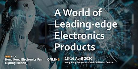 HKTDC Hong Kong Electronics Fair (Spring Edition) 2020 tickets