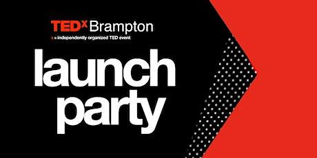 TEDxBrampton Launch tickets