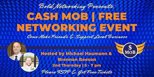 Fayetteville, AR | Cash Mob & Networking After Hours Event