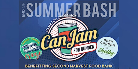 Can Jam For Hunger Benefitting Second Harvest Food Bank tickets
