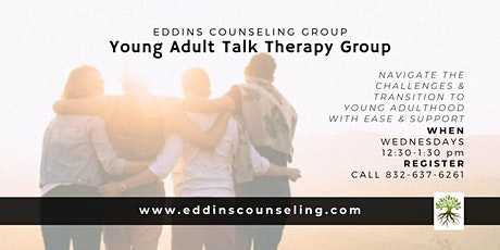 Young Adult Talk Therapy Group tickets