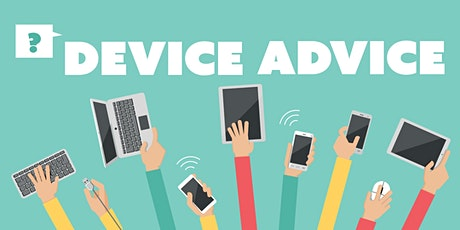 Device Advice - Northcote Library tickets
