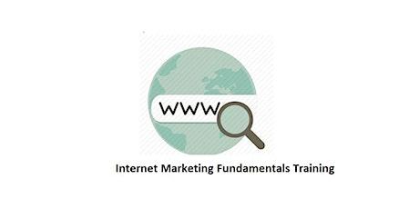 Internet Marketing Fundamentals 1 Day  Virtual Live  Training in Helsinki tickets