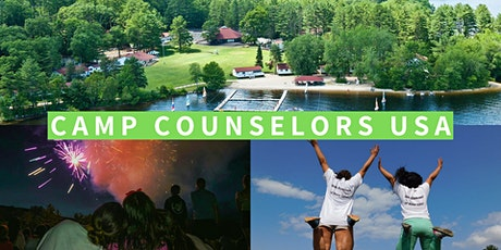 Perth Camp Counselors USA 2020 Information Session tickets