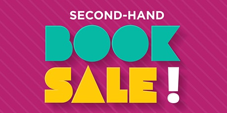 Second-Hand Book Sale tickets