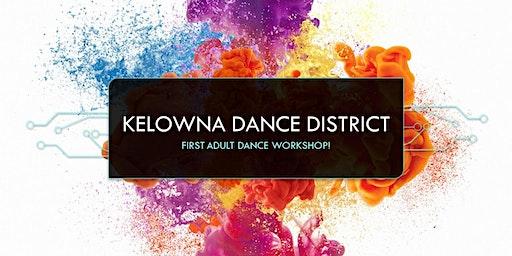 KDD's First Ever Adult Dance Workshop