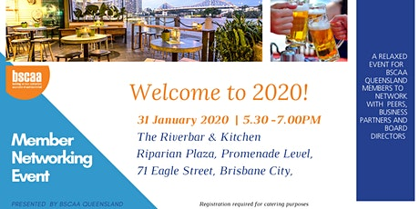 Welcome to 2020 with BSCAA Qld! tickets