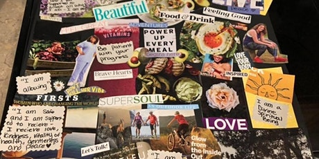 Connect & Grow - Vision Board! tickets