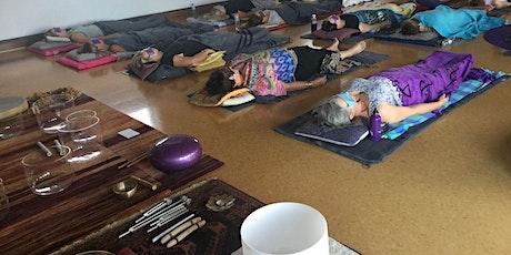Wed 7pm Sacred Sounds Meditation tickets