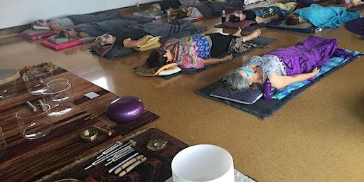 Wed 7pm Sacred Sounds Meditation