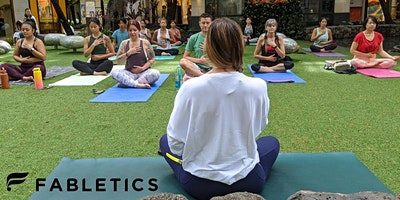 FREE Flow with Fabletics by Katy Shaw