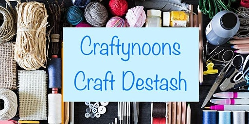 Craftynoons - Craft Stash Swap Meet