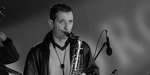 Saxophonworkshop mit Alberto Menéndez