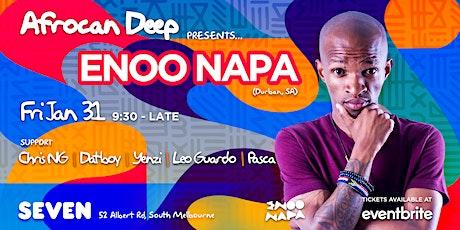 Afrocan Deep presents Enoo Napa (Durban, SA) tickets