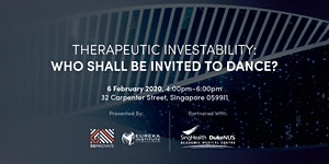Therapeutic Investability: Who Shall Be Invited to...