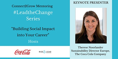 Connect2Grow: Building Social Impact Into Your Career tickets