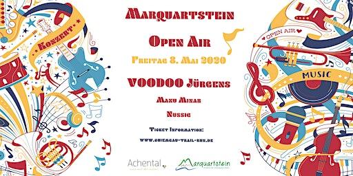 Marquartstein OPEN AIR Konzert mit VOODOO Jürgens