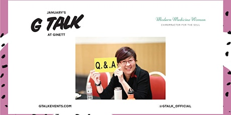 G Talk Singapore: From an Addict to a Life Coach tickets