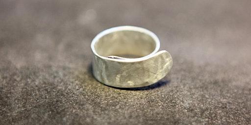 Goldschmiedekurs - Ringe in Hülle und Fülle