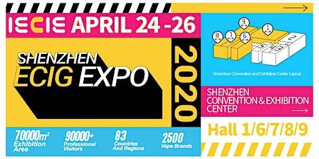 2020 IECIE Shenzhen eCig Expo tickets