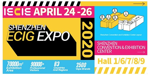 2020 IECIE Shenzhen eCig Expo