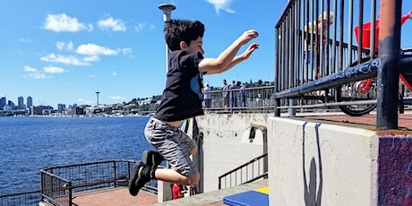 Parkour for 6-8yrs (Gibbons): Drop-In Community Class tickets
