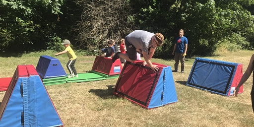 Parkour for all ages (Troops): Drop-In Community Class