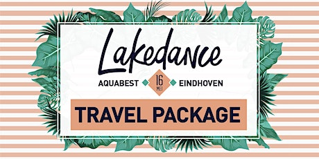 Lakedance Travel Packages 16 MEI tickets