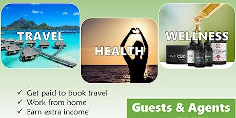Travel, Health & Wealth Seminar tickets