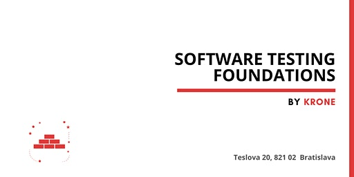 Software Testing Foundations
