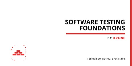 Software Testing Foundations tickets